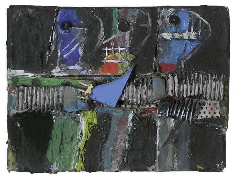 Fahl_Drei-in-Schwarz-2016-30x40cm-Materialbild